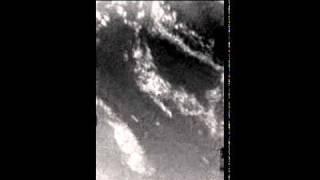 Huygens probe landing footage.