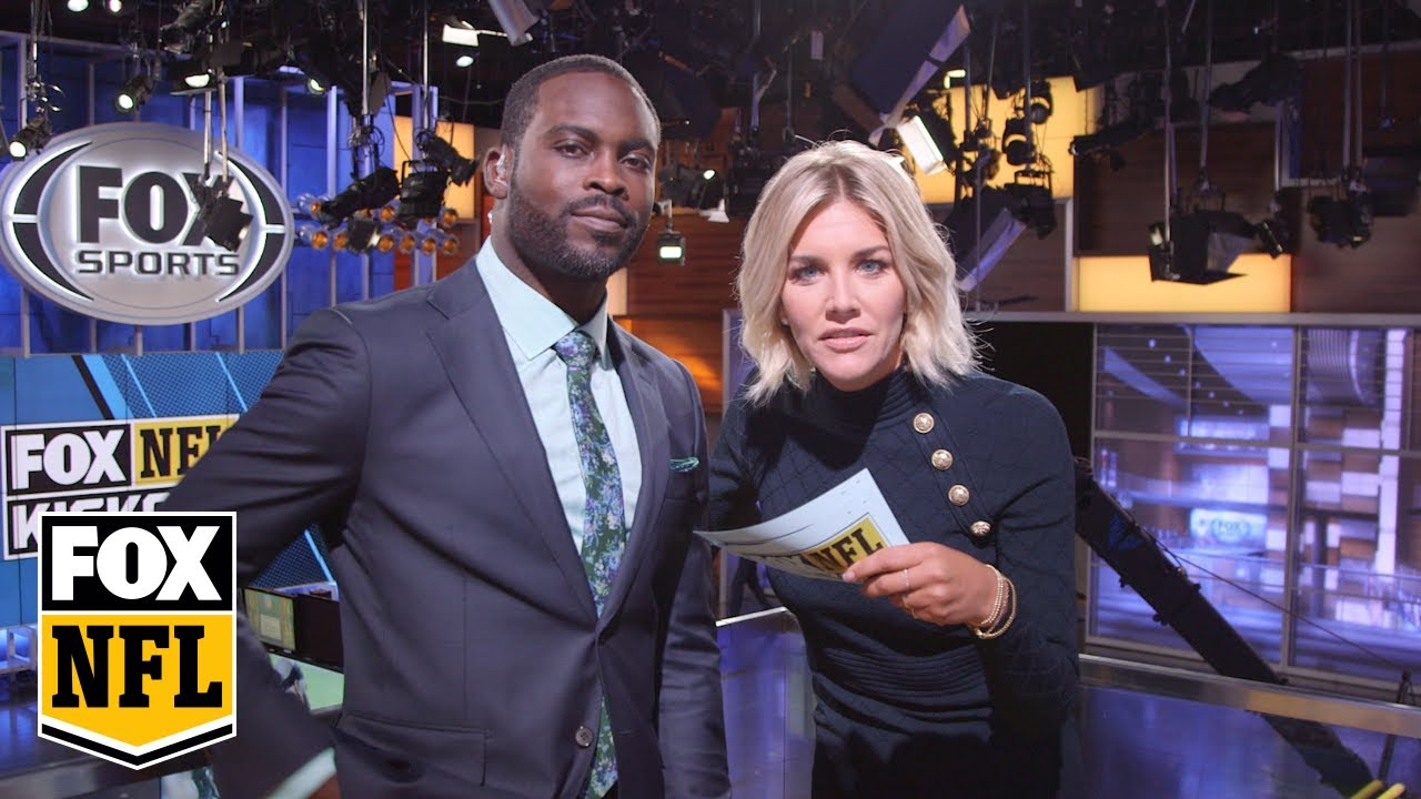 Askemanything With Michael Vick And Charissa Thompson Fox Nfl Youtube