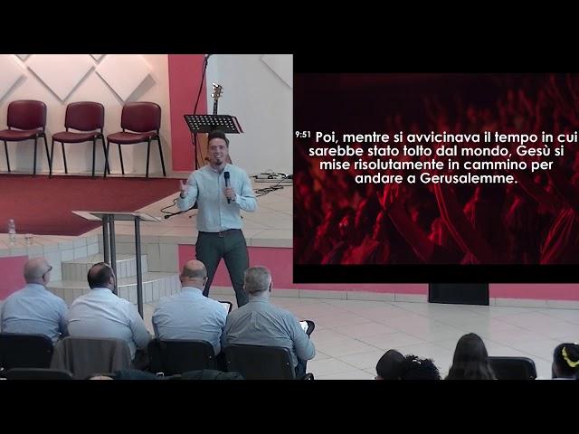 Sii risoluto - Frat. Lorenzo Biondo | Sorgente di Vita