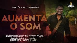 Gambar cover AUMENTA O SOM - JEFERSON GERALDO