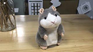 Boneka hamster talking boneka lucu bisa berbicara TERLARIS