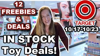 Target Couponing This Węek 10/17-10/23~ Moneymaker Core Bars, 25% Off One Toy & More