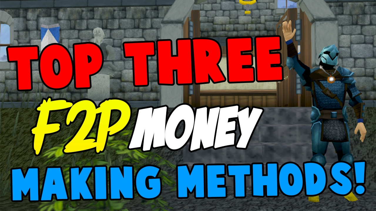free to play money making runescape