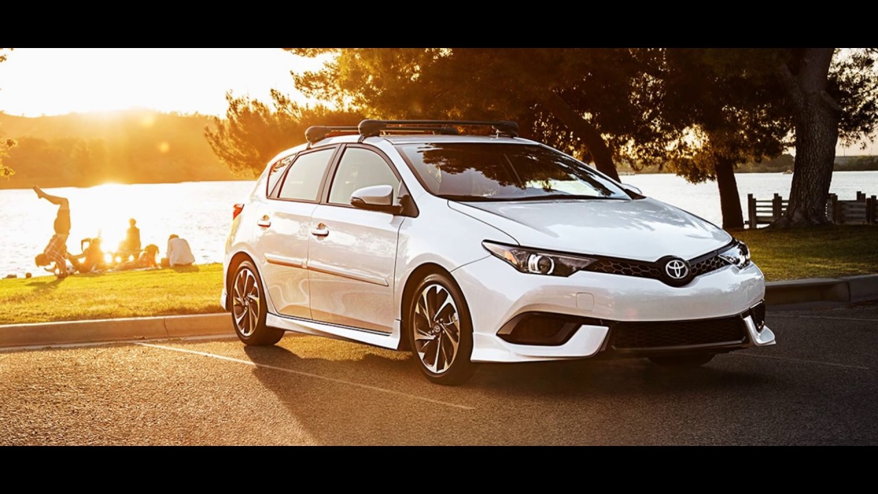 2018 toyota im. unique 2018 all new 2018 toyota corolla im intended toyota im youtube