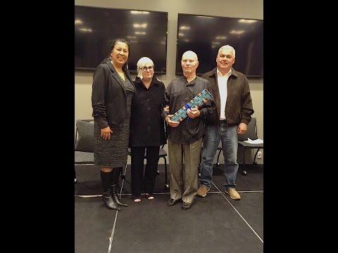 OCLA Ontario Civil Liberties Award Dr. Bruce Allan Clark