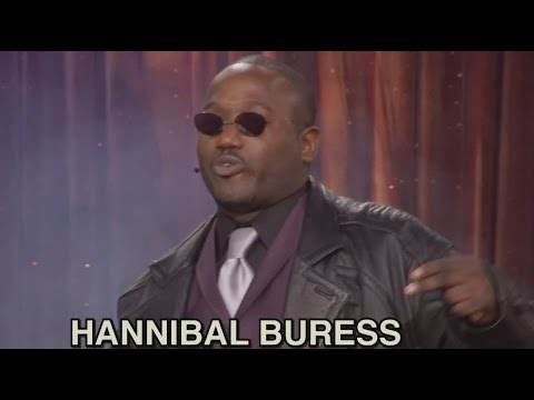 Morpheus Buress | The Eric Andre Show | Adult Swim