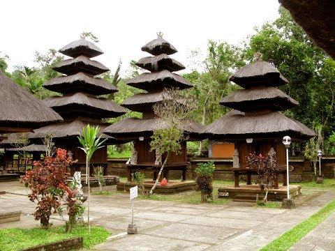Hindu Temples  In Bali, Indonesia