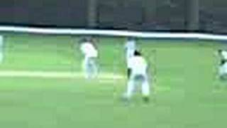 Vesey II's cricket game. Part 2