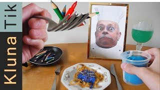 EATING creative meals! | KLUNATIK COMPILATION ASMR eating sounds no talk