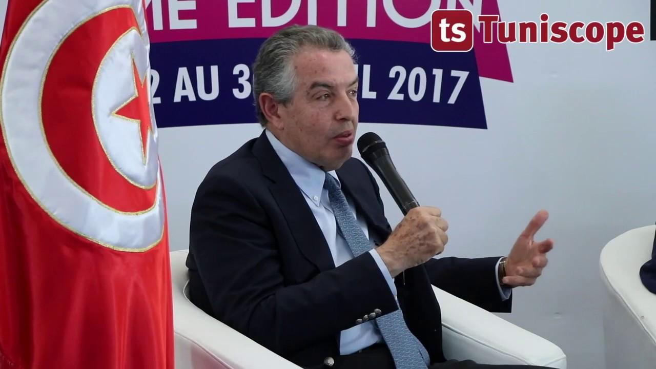Allocution de  M. Tarak Cherif, Président de la  fédération africaine de Tennis