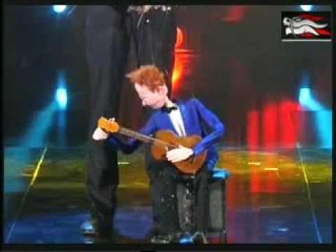 Puppet Guitar Player