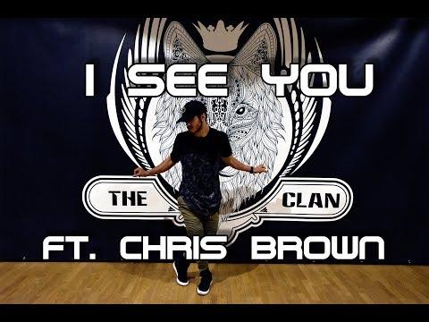 Kap G - I See You ft  Chris Brown  | Choreography Joel FR |