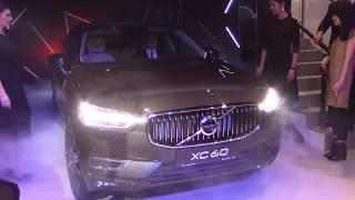 Открытие шоу-рума Volvo в Алматы