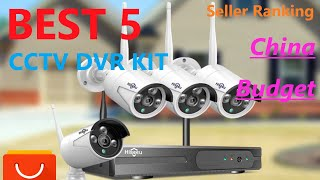 BEST 5 CCTV System NVR AI IP C…