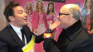 "Jimmy Fallon at the ""Mean Girls"" Broadway Opening Night"