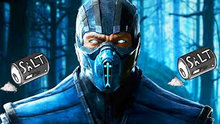 THE BEST AND WORST OF SUPER PART.2 - Mortal Kombat X Montage