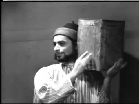 ריקוד תימני מקורי אסלי שנת 1963