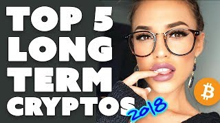 Top 5 Safest Long Term Cryptocurrencies for 2018