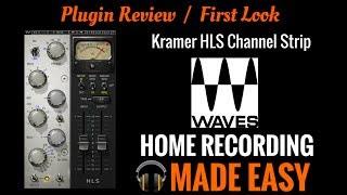 Waves Kramer HLS Channel Plugin - Overview / Review