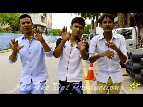 Bangla Singapore Lipsync Lagu Aduh Abang Aduh Sayang