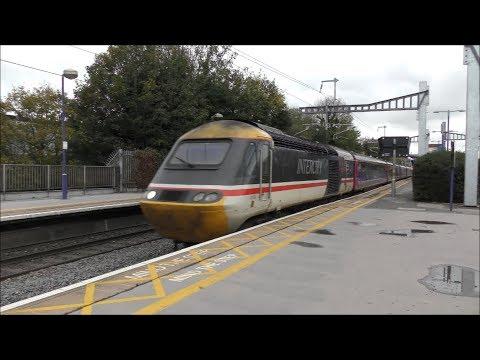 Trains at Maidenhead, GWR | 24/10/17