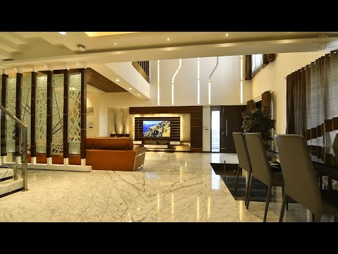 Recently Completed Residence Of Mr. Mukesh