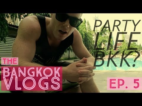 Bangkok Life: Ep.5–Fri 🇹🇭 Party Life in BKK? Our top Nightlife Clubs | A Digital Nomad's Week Vlog