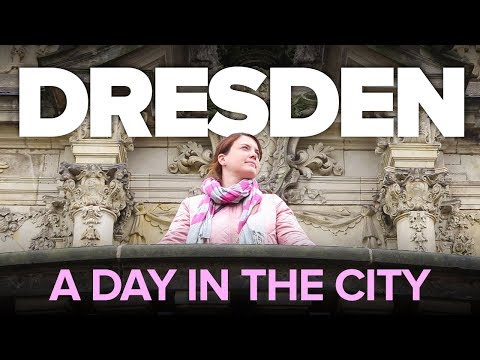 A day in Dresden and the Zwinger Palace.