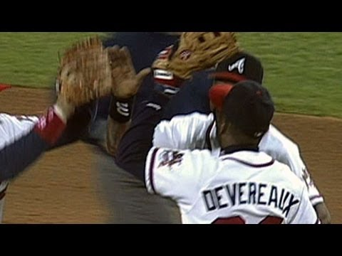1995 NLCS Gm4: Braves advance to World Series