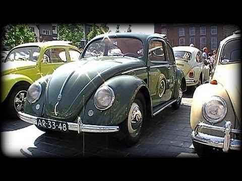 Beetle Meeting at Goes (Zeeland) - Best of show - 1951 Split Window