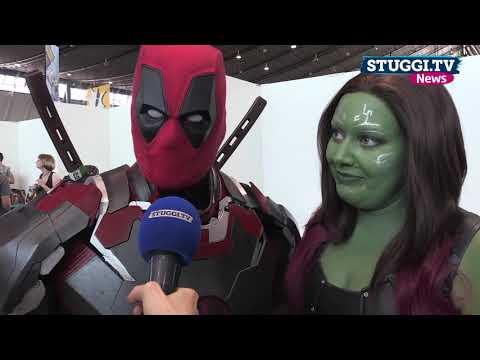 Comic Con lockt tausende Fantasyfans nach Stuttgart