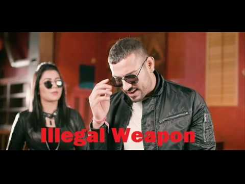 ILLEGAL WEAPON | REMIX |JASMINE SANDLAS...