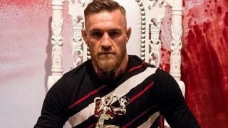 CONOR MCGREGOR REACTS TO MAYWEATHER DENYING F...