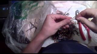 Odzysk miedzi - kabel koncentryczny