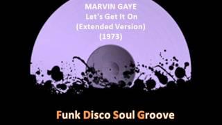 MARVIN GAYE - Let's Get It On (Extended Version) (1973)