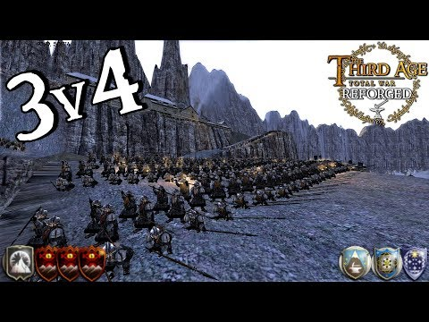 --THE EIGHTH DAY OF CHRISTMAS-- Reclaiming of Gundabad Third Age: Reforged 3v4 RP Scenario