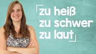 Lingoni GERMAN (72) - Zu Warm - Zu Kalt - Zu Schnell - B1