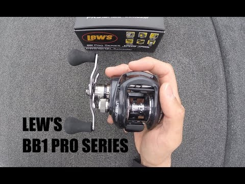 New and Improved LEW'S BB1 Pro Speed Spool