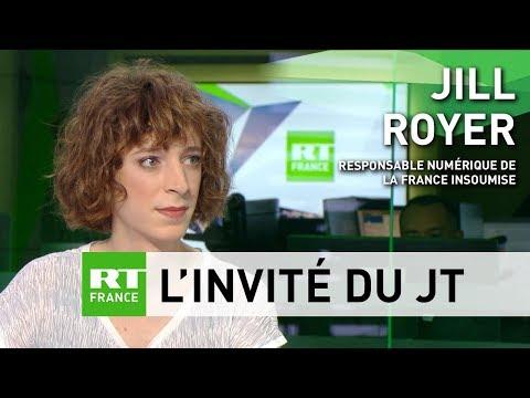 Jill Royer : «C'est très grave : à la justice se substituent les décisions des plateformes»