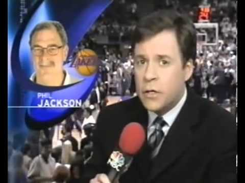 NBA Finals 2002 Game 3 Lakers vs Nets intro