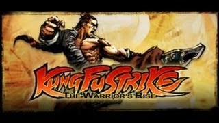 Kung Fu Strike - The Warrior's Rise Gameplay (PC/HD)