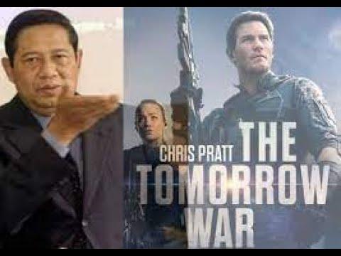 SBY Ada di Film The Tomorrow War