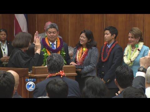 Congressman Mark Takai has Honolulu swearing-in ceremony