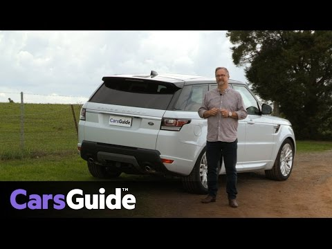Land Rover Range Sport Se Tdv6 2017 Review Top 5 Reasons To
