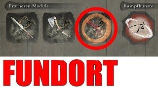 [Sekiro] Shinobi Feuerwerk [Protesen Modul] Fundort - Shadows Die Twice thumbnail