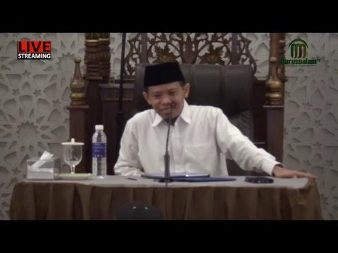 Ustadz Dr. Ahmad Zain An Najah, MA - Keridhoan Dalam Rumah Tangga
