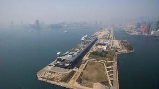 鯉魚門水道 油塘至啟德 - Lei Yue Mun Chan