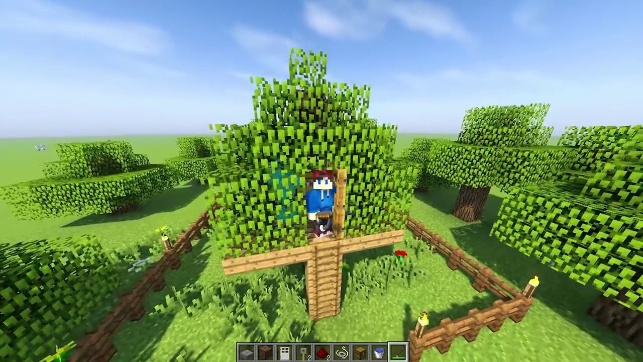 Play free Minecraft games in browser! Welcome to the Minecraft online world! If you become lonely can tame the wolf cat or dwell in the real village NPC