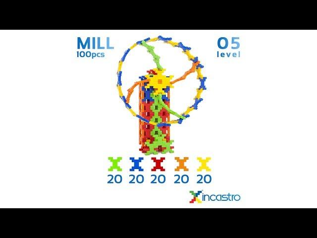 INCASTRO | Level 5 | Mill