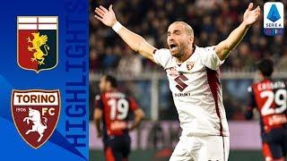 Genoa 0-1 Torino | Visitors Victorious Despite Late Red Card | Serie A